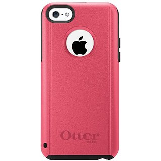 Otterbox iPhone 5c Commuter Series Case - Retail Packaging - Grapefruit
