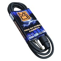 Mr. Dj CQSM12 12-Feet 1/4-Inch Male To Speakon Male Connector Professional Speaker Cable