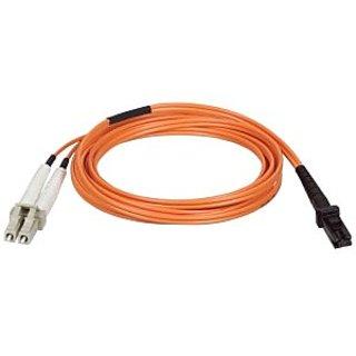 Tripp Lite N314-05M Duplex Multimode 62.5/125 Fiber Optic Patch Cable MTRJ/LC - 5M (16ft)