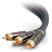 C2G / Cables To Go 29720 SonicWave RCA Component Video Cable (25 Feet)