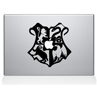 Hogwarts Crest Harry Potter Macbook Vinyl Sticker Laptop Skin