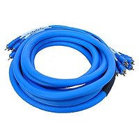 Seismic Audio SARCA-8x20 8 Channel 20-Feet RCA Audio Snake Cable Pro Home Audio