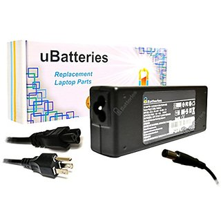 UBatteries AC Adapter Charger Toshiba Satellite U205-S5002 U205-S5012 U205-S5021 U205-S5022 U205-S5034 U205-S5044 U205-S
