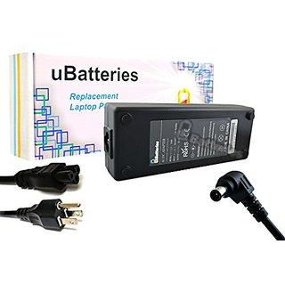 UBatteries Laptop AC Adapter Charger Sony VAIO VGN-CS230J/P VGN-CS230J/Q VGN-CS230J/R VGN-CS230J/W VGN-CS260D VGN-CS260D