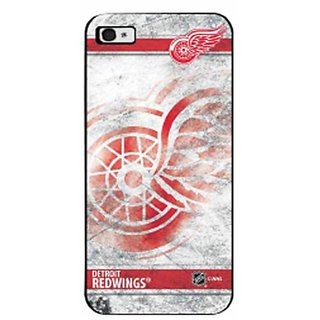 NHL Detroit Red Wings Ice iPhone 5 Case