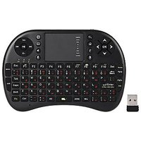 PRODUCT DETAILS Mini Portable Wireless Keyboard With Built-in Mouse Combo