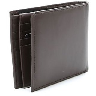 Genune Leather Branded Men's Wallet