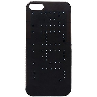 Marc by Marc Jacobs iPhone 5 LED Watch Face Case - Retail Packaging - Black