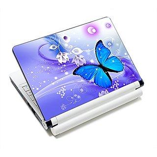 FBA NEK-018 NEW Art Design blue butterfly 15