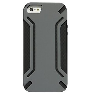 Cellet Armor Proguard Case for Apple iPhone 5 - Gray/Black