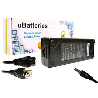 UBatteries Laptop AC Adapter Charger Toshiba Satellite L950-009 L950-014 L950D-00L L950D-00M L955D-S5140NR L955D-S5364 L
