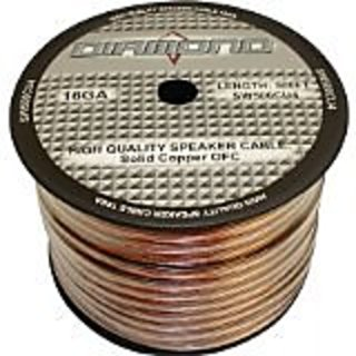 Diamond SW500CU4 500-Feet Stranded Copper Speaker Cable