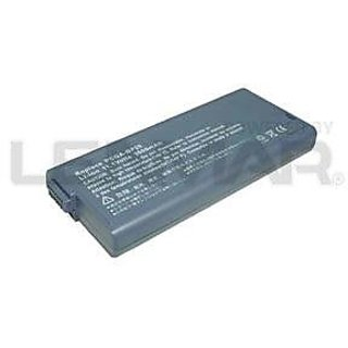 Lenmar LBSYBP2EL Battery for Sony Vaio Pcg-Gr3/5/79/90 Series