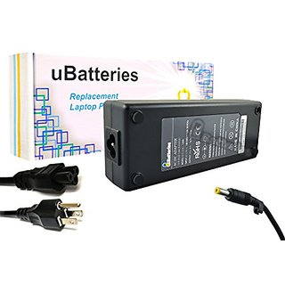 UBatteries AC Adapter Charger HP Pavilion dv1000 dv1000t dv1001AP dv1001XX dv1002XX dv1009XX dv1010us dv1012LA dv1017AP