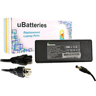 UBatteries Laptop AC Adapter Charger Toshiba Satellite L635-0K9 L635-S3010 L635-S3010BN L635-S3010RD L635-S3010WH L635-S