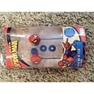 Spiderman 11544-TRU 3D Molded Classic Earbuds