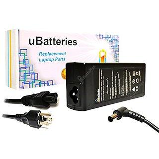 UBatteries Laptop AC Adapter Charger Sony VAIO VPCS132FX/ZI VPCS132GX VPCS132GX/B VPCS132GX/S VPCS132GX/Z VPCS132GX/ZI V