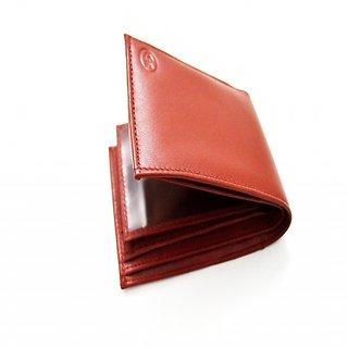 Vintage gold Genuine Leather wallet