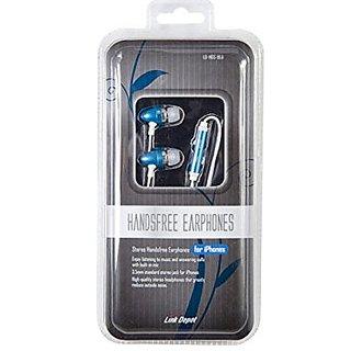 Link Depot LD-HDS-BLU Stereo Handsfree Headphones