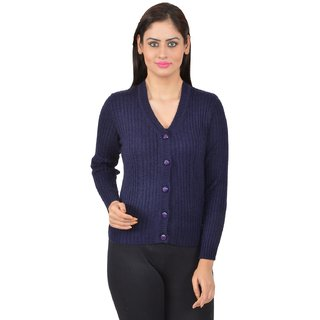 Dynamis Women/Girl's Winter Wear Cardigan