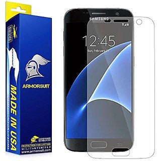 ArmorSuit MilitaryShield - Samsung Galaxy S7 Matte Screen Protector - Anti-Glare / Anti-Fingerprint & Anti-Bubble Shield