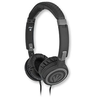 iFrogz EP-FR-NM-BLK Frequency Headphones