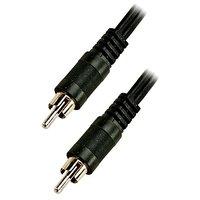 Vanco RR12X RCA Male Plug To RCA Male Plug (12 Feet)