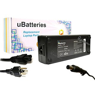 UBatteries Laptop AC Adapter Charger Dell Latitude E6400 9T215 310-2862 7W104 C440H C2894 09T215 PA-10 PA-1900-04 NADP-9