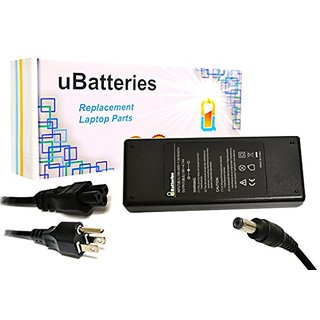 UBatteries Laptop AC Adapter Charger Toshiba Satellite L645D-SP4166 L645D-SP4167 L645D-SP4167M L645D-SP4168 L645D-SP4168