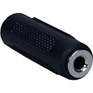 QVS 3.5mm Female to Female Coupler (CC400-FF)