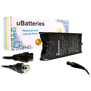 UBatteries Laptop AC Adapter Charger Dell Studio 1535 UC473 320-1389 Y807G 330-2965 U7809 310-399 330-2140 5U092 PA-1900
