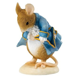 Beatrix Potter Miniature Figurine - Gentleman Mouse (A25158)