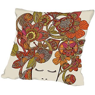 American Flat Its All In Your head Pillow by Valentina Ramos, 18