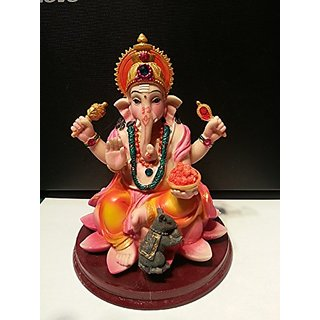 Elephant Ganesh Indian Buddha Lotos Om God Tribal