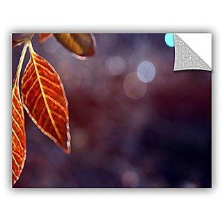 ArtWall Mark Rosss Fall Lights Art Appeelz Removable Graphic Wall Art, 18 x 24