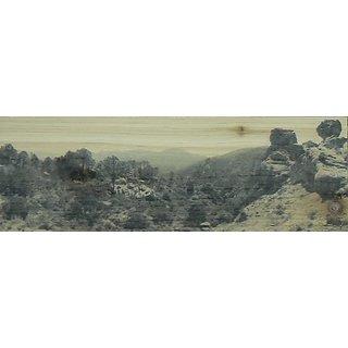 Gizaun Art Rocky Ravine Yard Art, 16 by 5-Inch