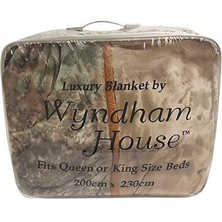 Wyndham House Invisible Camo Blanket- Invisible Camo