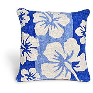 Liora Manne Whimsy Bright Blossom Pillow, 18