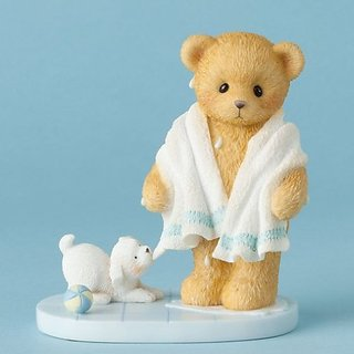 Cherished Teddies Wash Your Cares Away