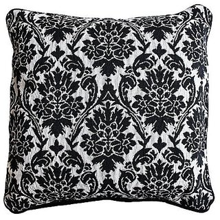 Park B. Smith Devonshire 18 by 18-inch Tapestry Decorative Pillow