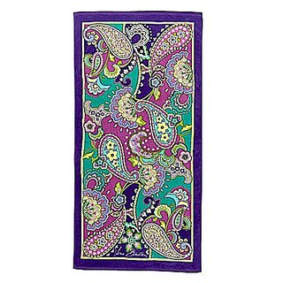 Vera Bradley Beach Towel in Heather