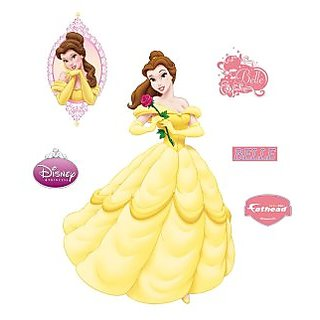 Fathead Disney Princesses: Belle Wall Decal
