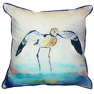 Betsy Drake Betsys Avocet Pillow, 22