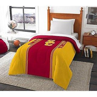 NCAA USC Trojans Comforter - Multi-coloRed (Twin)