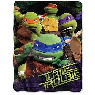 Teenage Mutant Ninja Turtles Silk Touch Throw - 46