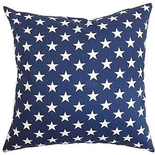 The Pillow Collection Sitara Stars Pillow, 20