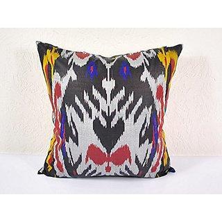 Ikat Pillow, Hand Woven Ikat Pillow Cover, Ikat throw pillows, Designer pillows, Ikat Pillow, Decorative pillows, Accent