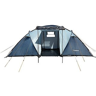 KingCamp Bari 4-Person,3-Season outdoor Tent for Family Camping,