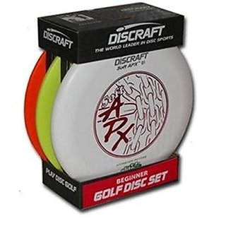 Discraft Beginner Golf Disc Set