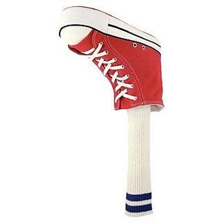 Winning Edge Sneaker Headcover - RED